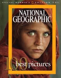 Afghan Girl 1