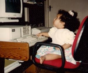 Computer Whizz Kid Marwa